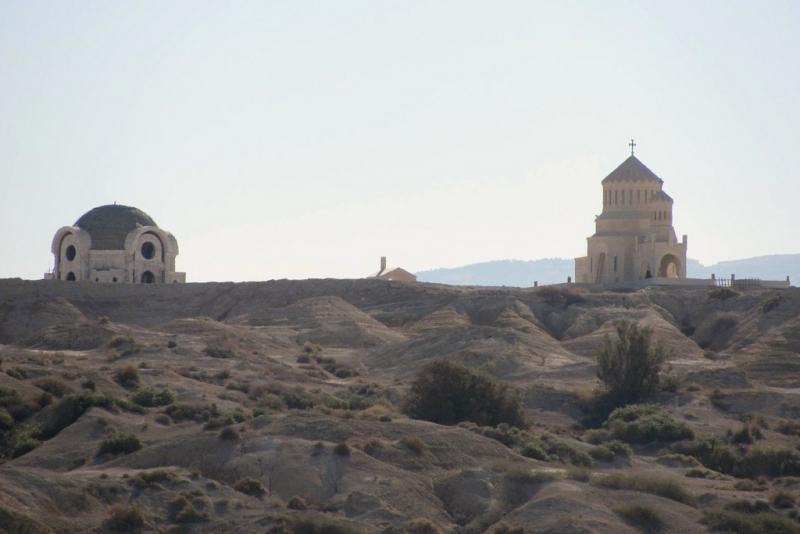 ベサニーの「バプティズムサイト」、ヨルダン
