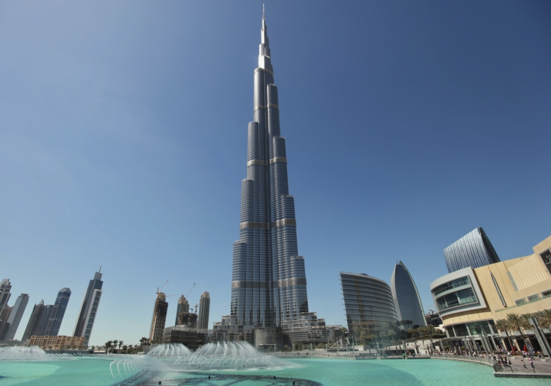 Torre di Burj Khalifa