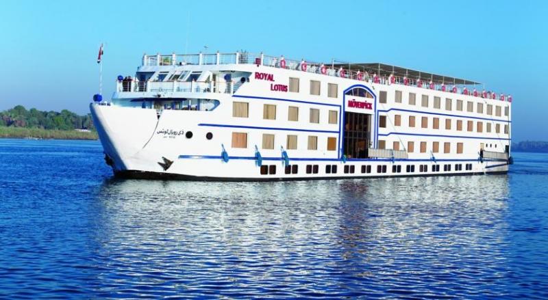 Christmas Nile Cruise, Egypt