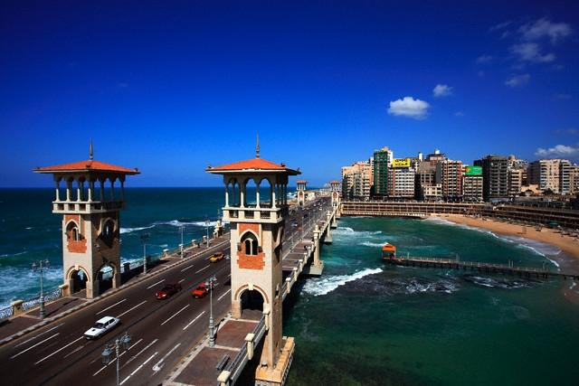 Alexandria Ausflug von Kairo
