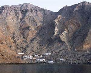 Qannah in Oman