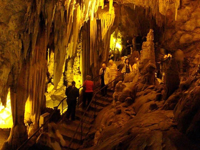 Karain Cave in Turkey