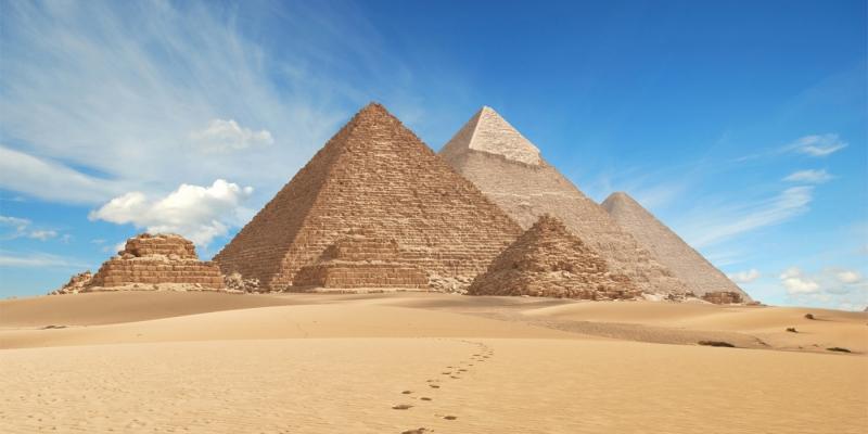 Tudo sobre as Pirâmides de Gizé (Egito)