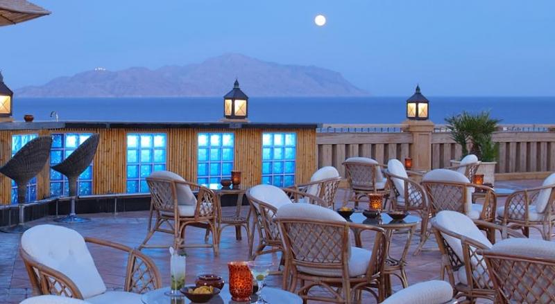 Savoy Sharm El Sheikh Outdoor Dining