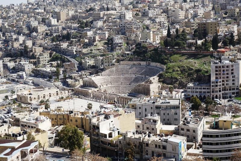 Amman Roman Theater.
