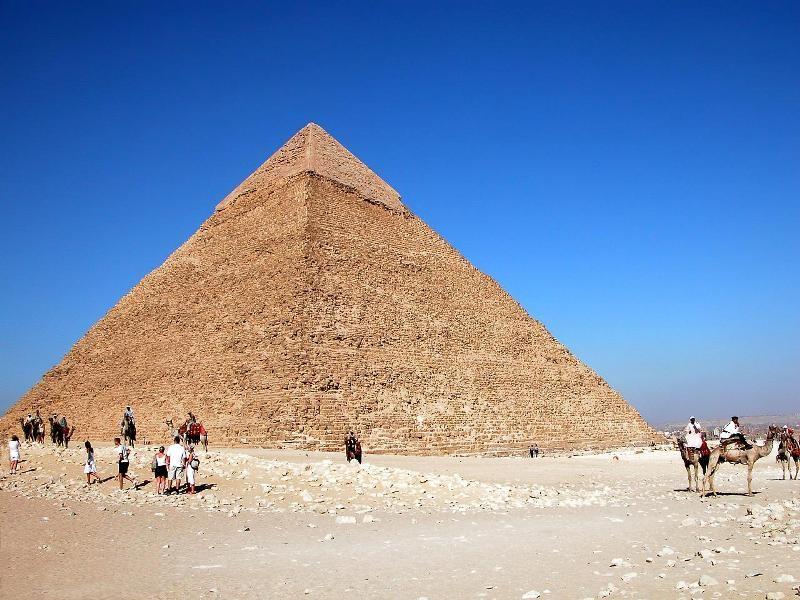 Giza e Pranzo sul Nilo da Porto Sokhna