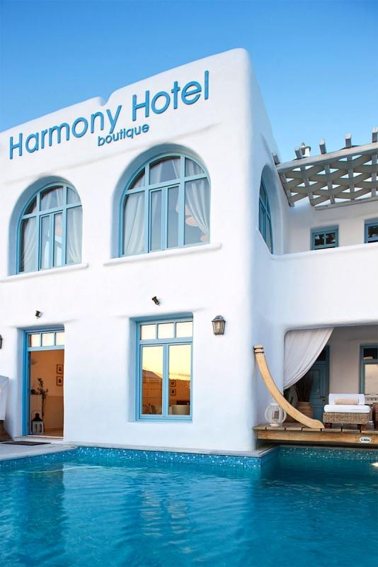 Harmony Boutique Hotel Mykonos