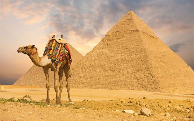 Wie lange dauert der Flug von Deutschland nach Ägypten?