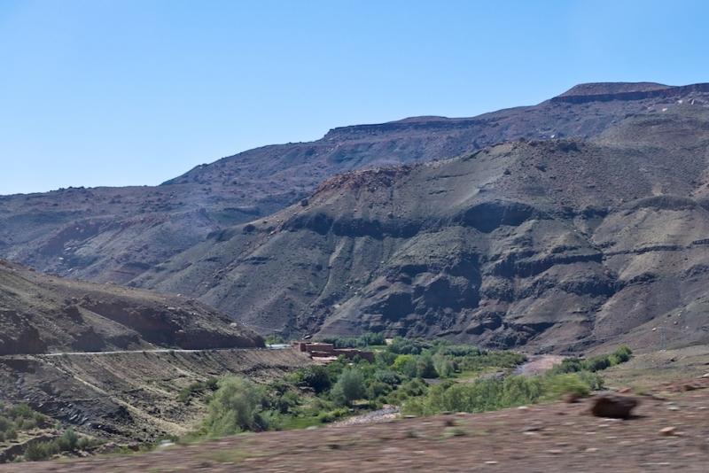 Asni Ouirgane Valley Mountains