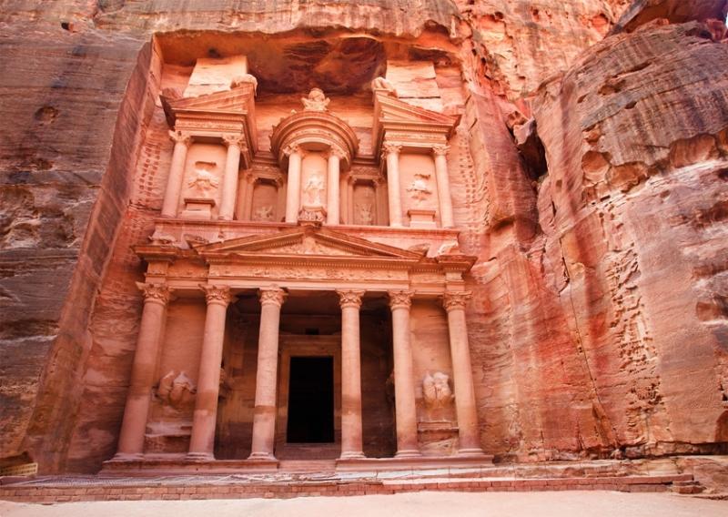 The Treasury, Jordan's Main Attraction