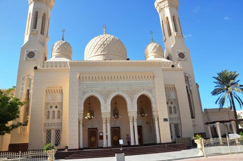 Tudo sobre a Mesquita Jumeirah