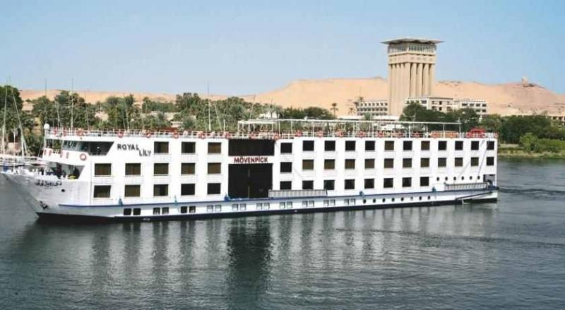 Nile Cruise Tour from Hurghada, 5 Days