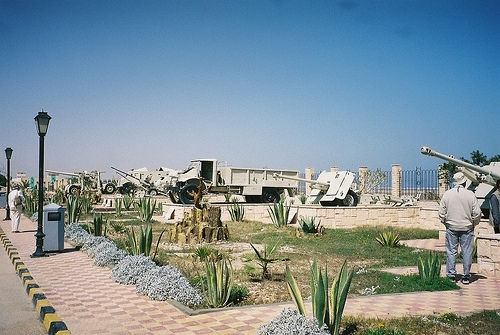 Al Alamein World War Museum