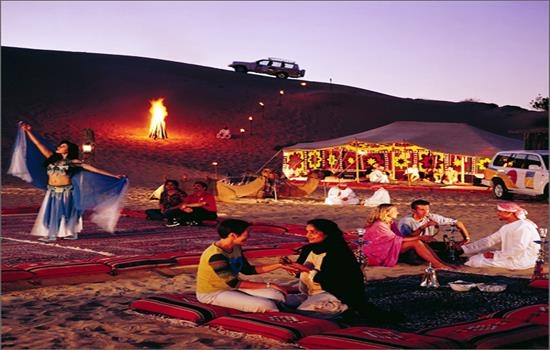 Bedouin Dinner in Hurghada