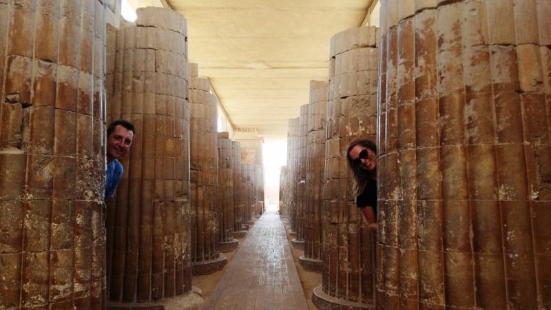 Saqqara Necropolis, Egypt