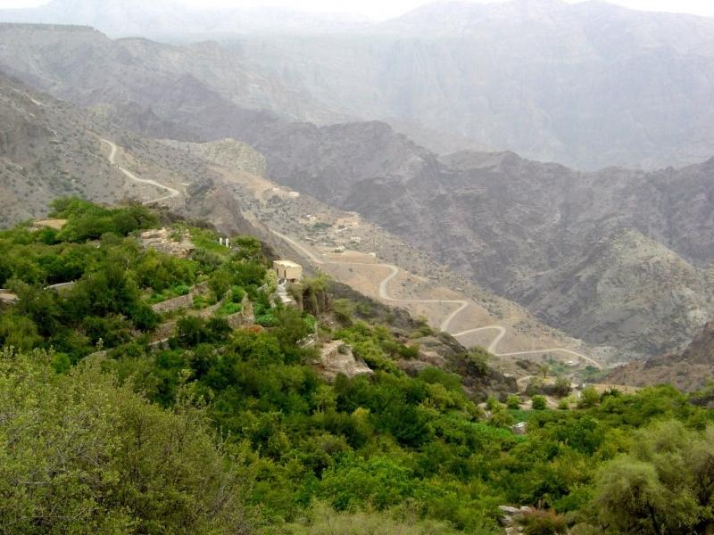 The View of Jabal Akdhar