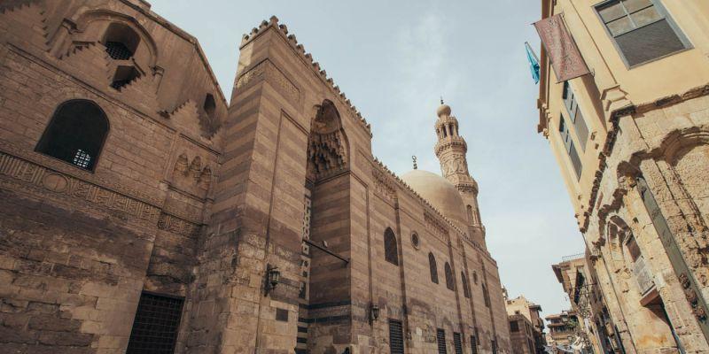 El Cairo, la Capital en Egipto