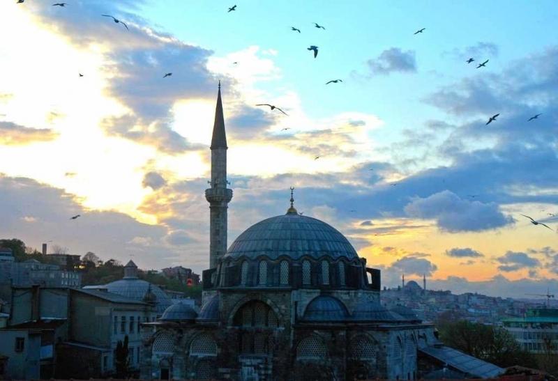 Mosquée de Rüdem Pacha
