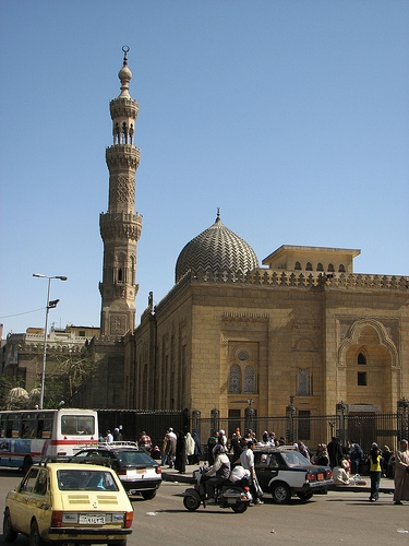 Mosque of Al Sayeda Zeinab