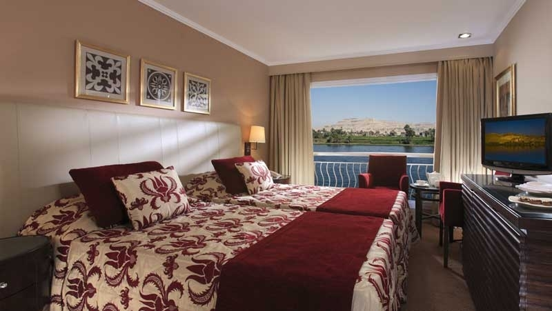 Minerva Nile Cruise Room