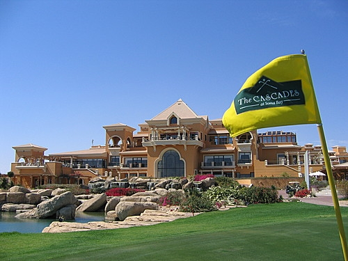The Cascades Golf and Country Club in Soma Bay