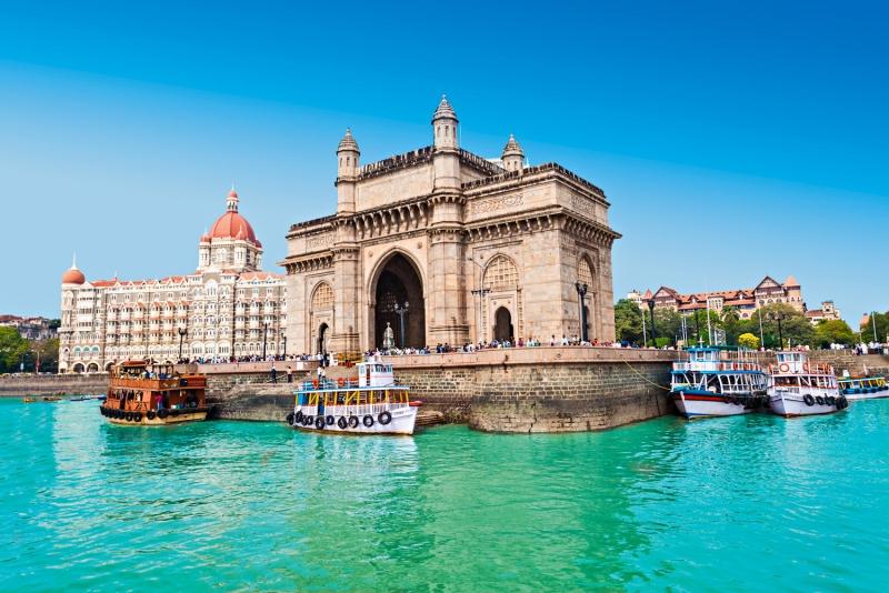 La Ciudad de Bombay