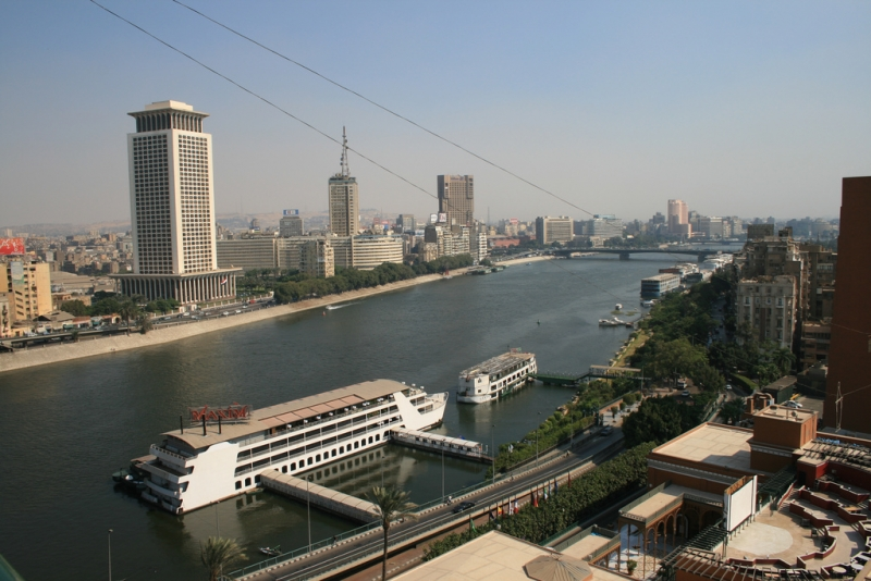 Nile Maxim Dinner Cruise, Cairo