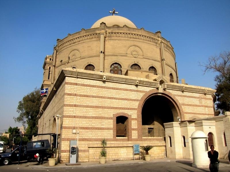 La Chiesa di San Sergio in Egitto