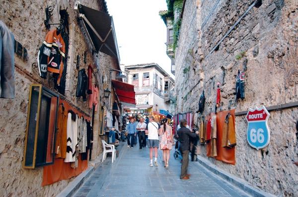 Antalya Streets, Turkey