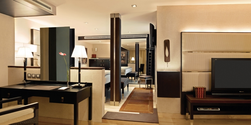 Oberoi Zahra Luxury Suite