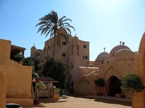 The Monastery of  El Suryan