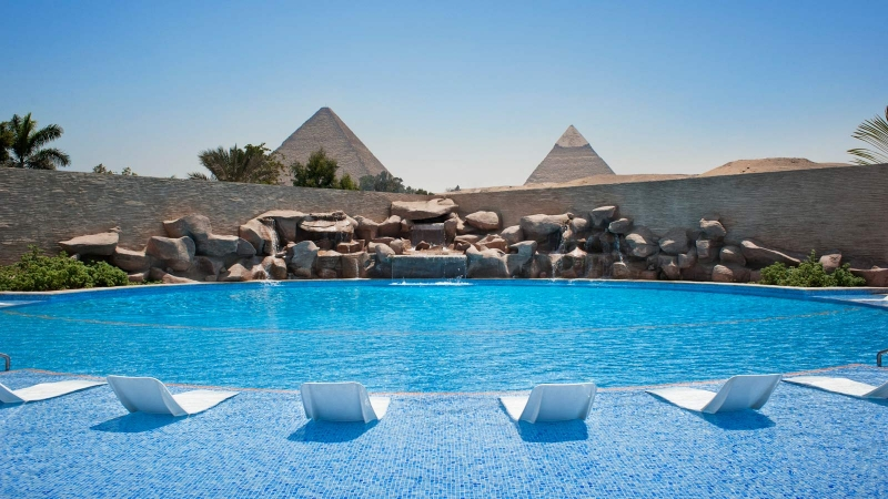 Le Méridien Pyramids Hotel and Spa
