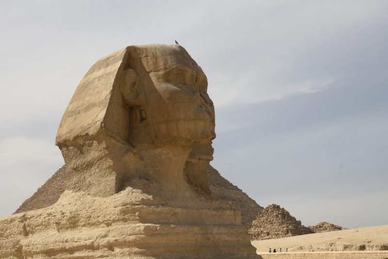 The Great Sphinx, Giza