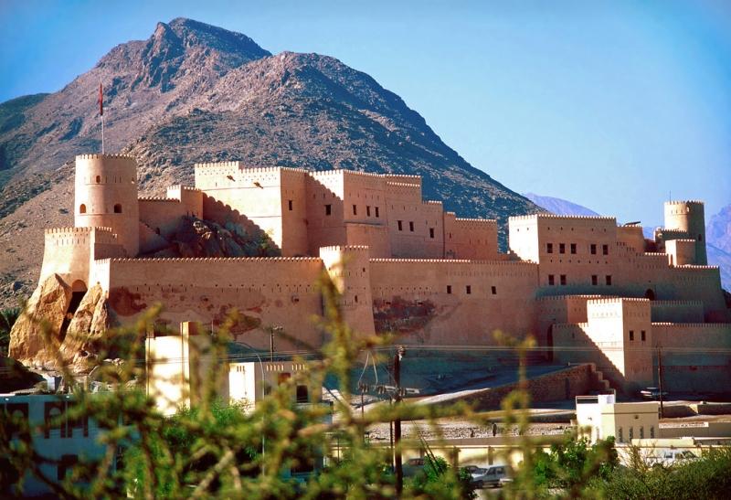 Nakhl Fortress
