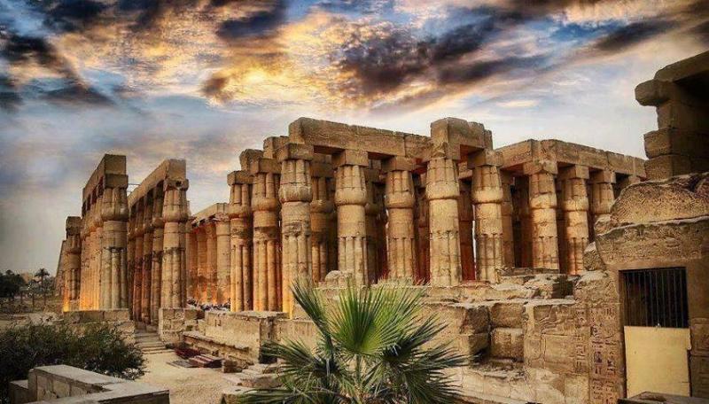 El Templo de Luxor, Luxor