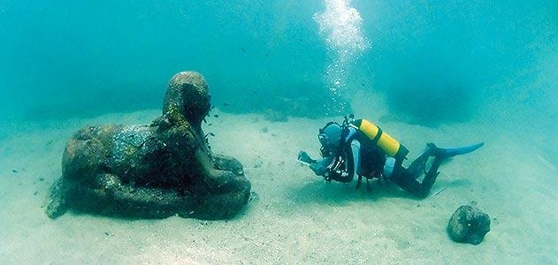 Alexandria Unique Wreck Diving