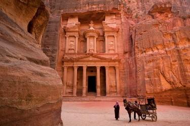 Al-Khazna in Petra