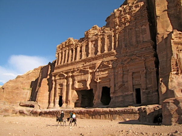 Royal Tombs of Petra