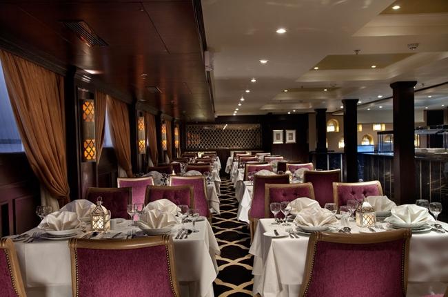 Steigenberger Minerva Nile Cruise Restaurant