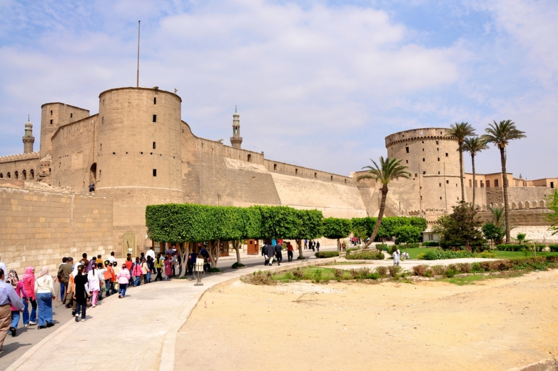 Saladin Citadel Entrance