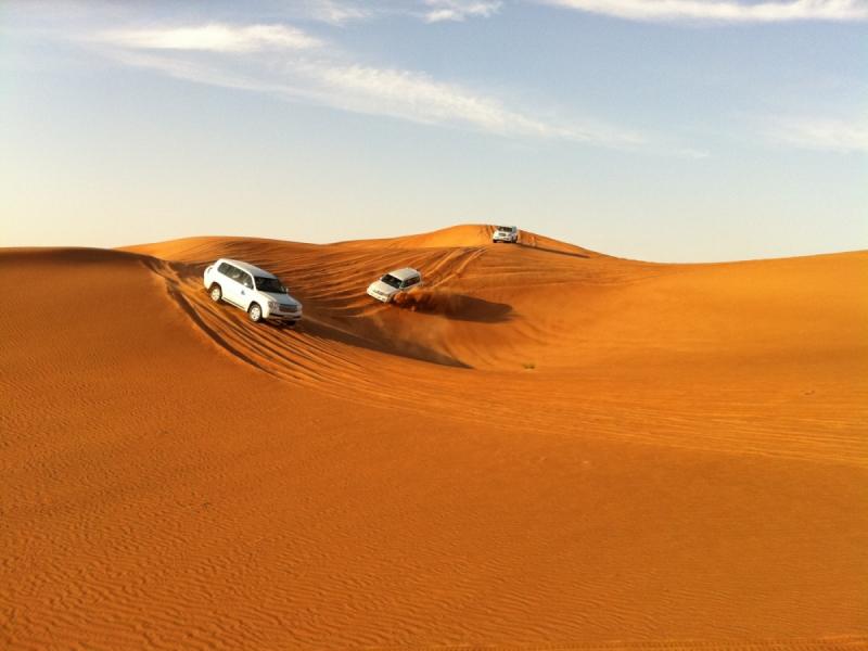Safari 4x4 a Dubai