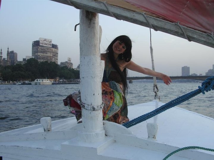 Nile Felucca Riding