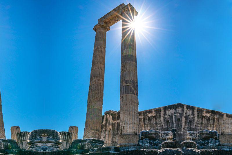 Didyma Historic Site of Turkey