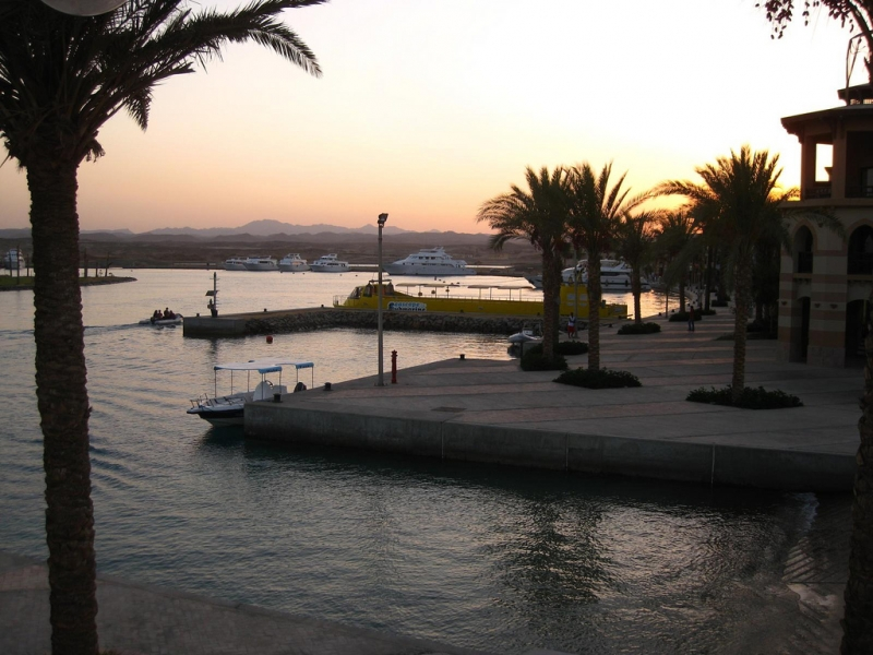 Port Ghalib, Mar Rojo