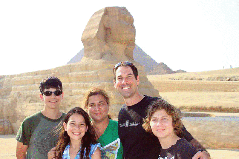 Egypt Family Vacation Package