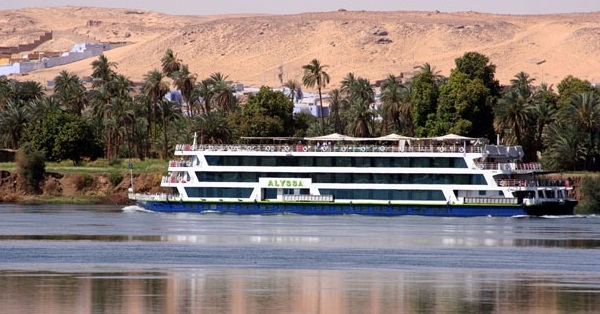 Alyssa Nile Cruise Egypt