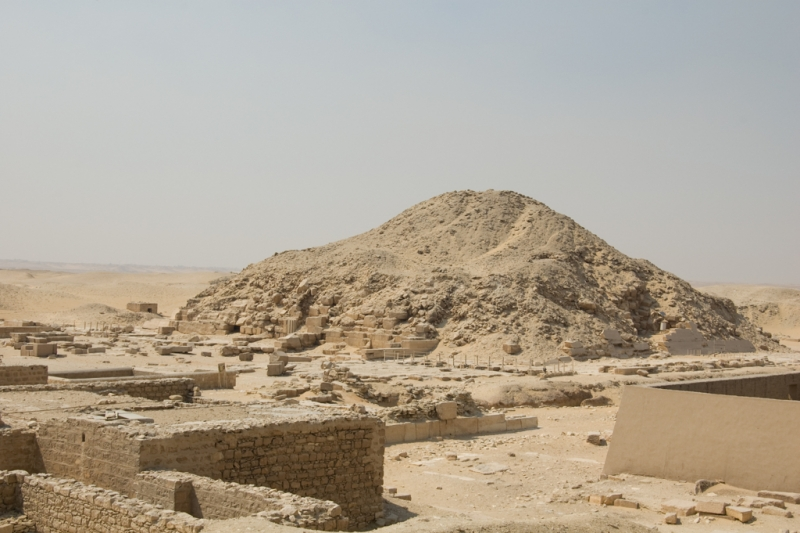 Pyramid of Sekhemkhet