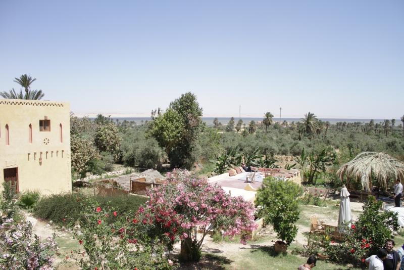 le Tunis Village au Fayoum