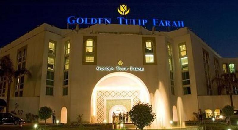 Golden Tulip Farah Hotel Rabat