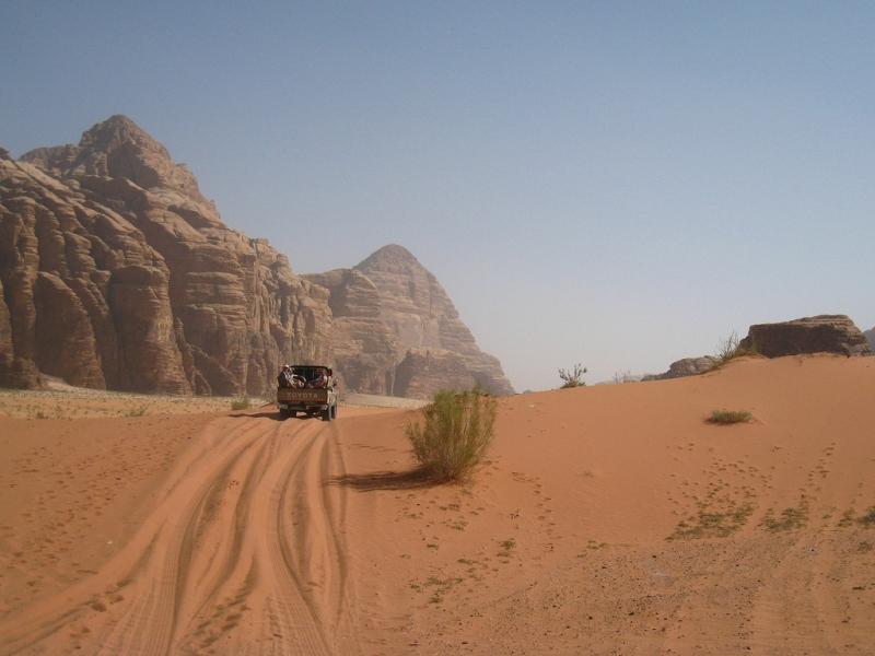 Petra Wadi Rum Tours from Aqaba